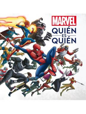 Libro Marvel Quién es Quién