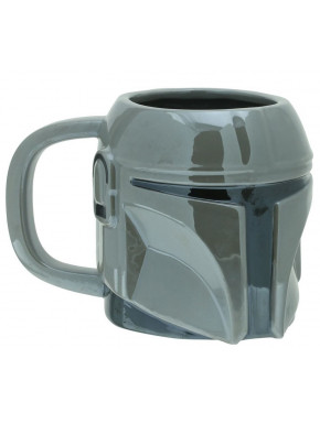 Taza 3D The Mandalorian