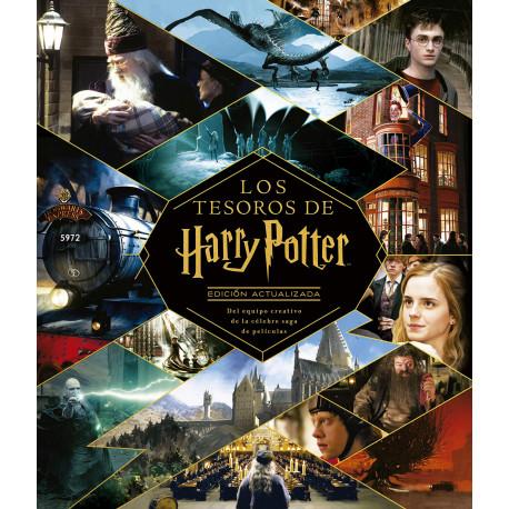 Libro Los Tesoros de Harry Potter Ed. Actualizada