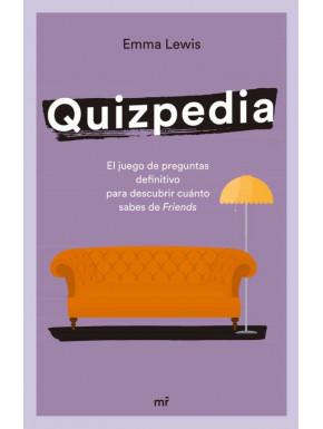 Libro Juego Quizpedia Friends