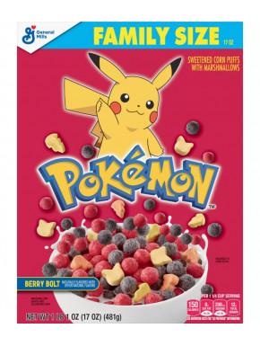 Cereales General Mills Pokemon
