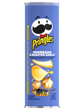 Patatas Pringles Parmesano y Ajo