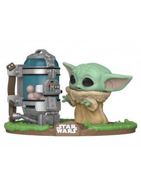 Funko Pop! Baby Yoda The Mandalorian