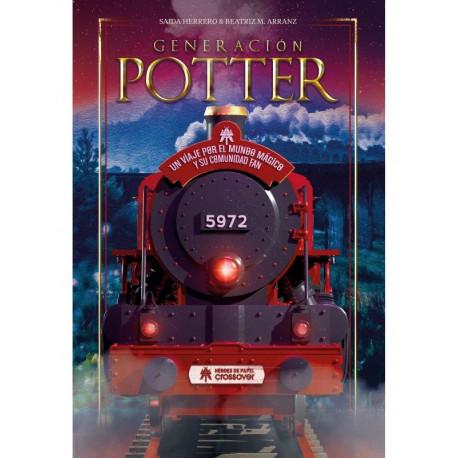 Libro Generación Potter
