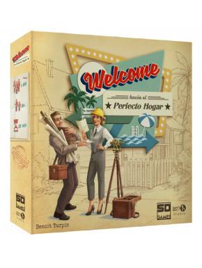Juego Welcome Hacia el Perfecto Hogar