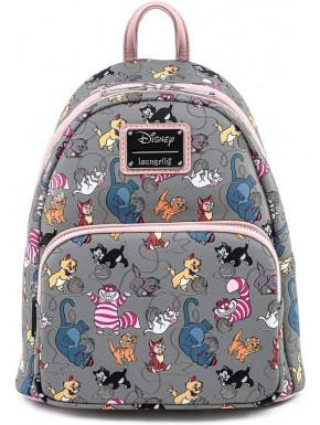 Bolso mochila Gatos de Disney Loungefly