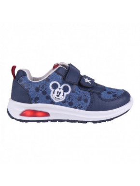 Deportiva infantil con luces MICKEY