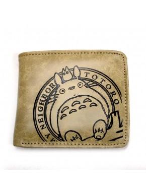 Cartera billetera Totoro logo