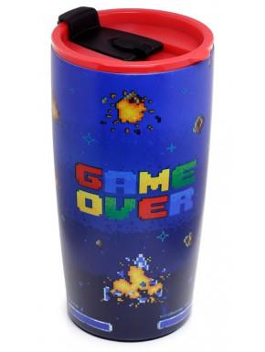 Vaso reutilizable térmico Game over