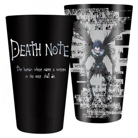 Vaso de Cristal Death Note