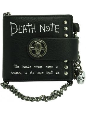 Cartera Death Note con Cadena
