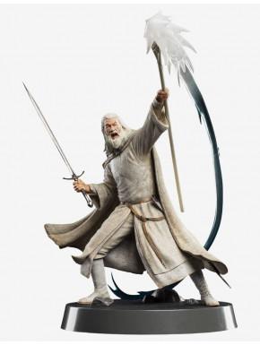 El Señor de los Anillos Figures of Fandom Estatua PVC Gandalf el Blanco 23 cm