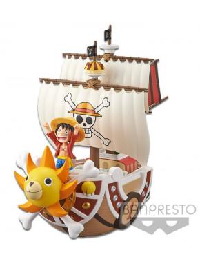 Estatua Barco de Luffy One Piece