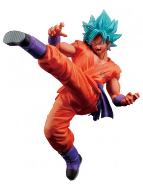 DRAGON BALL SUPER  - SON GOKU SUPER SAIYAN GOD - SON GOKU FES!! (Repr