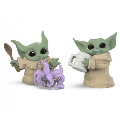 Pack 2 Figuras Baby Yoda