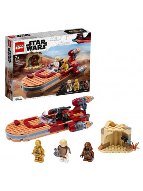 Lego Speeder Terrestre de Luke Star Wars