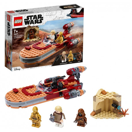 Lego Speeder Terrestre de Luke Star Wars