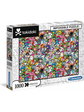Puzzle Imposible Tokidoki 1000 piezas
