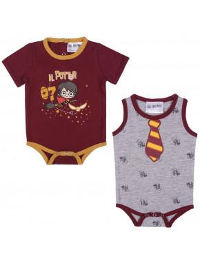 Set bodies Harry Potter Quidditch bebé