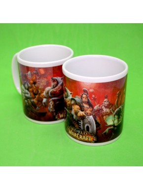 Taza Horda World of Warcraft