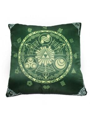 Cojin Zelda Hyrule verde