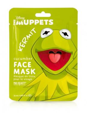 Mascarilla Facial Kermit Los Teleñecos