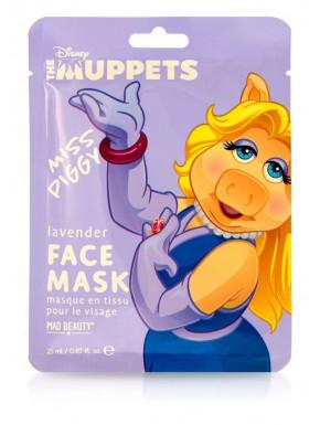 Mascarilla Facial Peggy Los Teleñecos