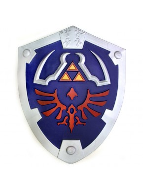 Réplica Escudo Hyliano en foam Zelda