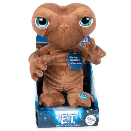Peluche E.T. con Luz y Sonido