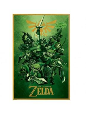 Poster Zelda Legend