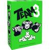 Juego de Cartas Team 3 Verde