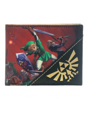 Cartera Zelda Ocarina of Time