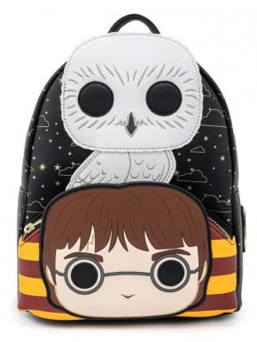Bolso Mochila Hedwig Harry Potter