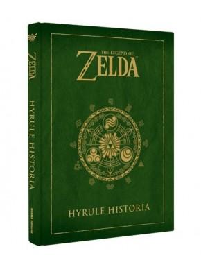 Libro Zelda Hyrule Historia en Español