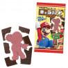 Chocolatina con Fresa Super Mario Chara-Paki Bandai