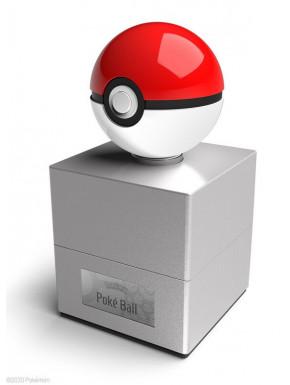 Réplica Electrónica Die Cast Pokemon Pokeball