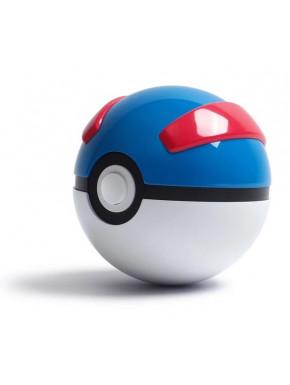 Réplica Electrónica Die Cast Pokemon Great Ball