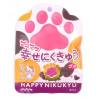 Patitas de Gato de Gominola Uva HAPPY NIKUKYU
