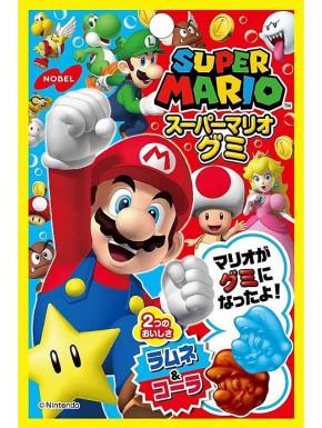 Caramelos Super Mario sabor Remune & Cola