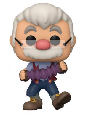 Funko Pop! Geppetto con Acordeón