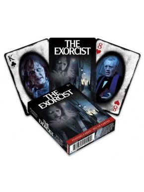 Baraja de Cartas El Exorcista