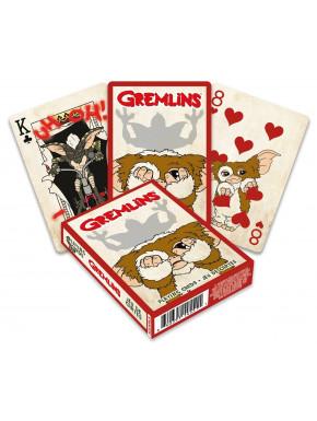 Baraja de Poker Gremlins