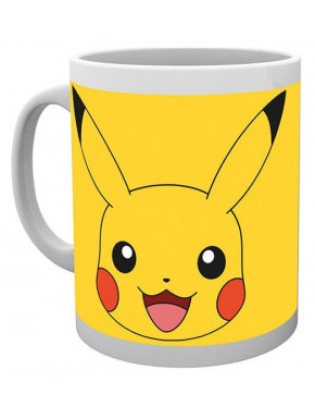 Taza Pokemon Pikachu 320 ml
