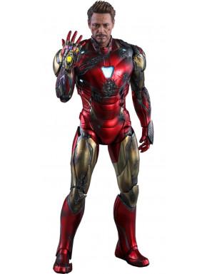 Vengadores: Endgame Figura MMS Diecast 1/6 Iron Man Mark LXXXV Battle Damaged Ver. 32 cm