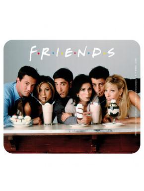 FRIENDS - Flexible Mousepad - Milkshake