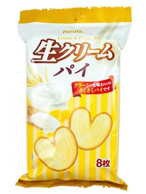 Palmeritas de crema Furuta