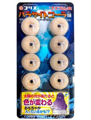 Caramelos Coris sabor a cola 22g