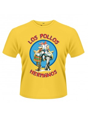 Breaking Bad camiseta Los Pollos Hermanos