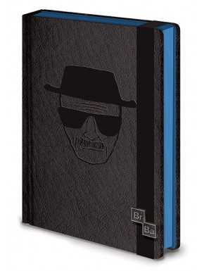 Libreta premium Breaking Bad moleskine