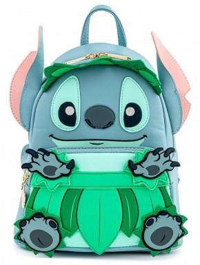 Mochila Hula Stitch Disney Loungefly 26cm